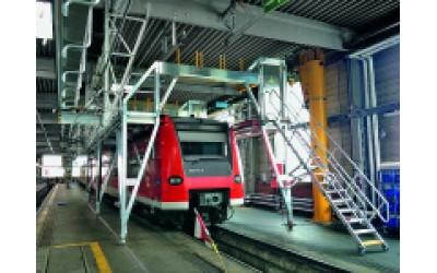 Pro vlaky a automobily