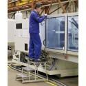 AFA P pevná hliníková pracovní podesta