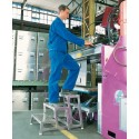 AMA P modulová hliníková pracovní podesta