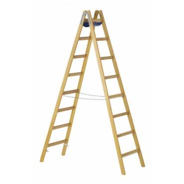 Crestamax B dřevěný stojací žebřík (štafle)