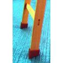 Dřevěný stojací žebřík (štafle)