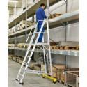 ZAP Safemaster Plus S plošinový žebřík