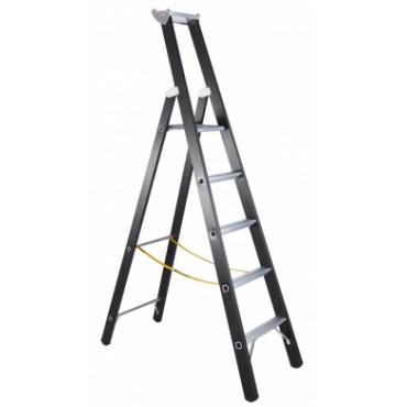 Megastep S stojací jednostranný žebřík