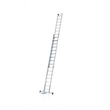 Skyline 2E dvoudílný výsuvný žebřík s lanem